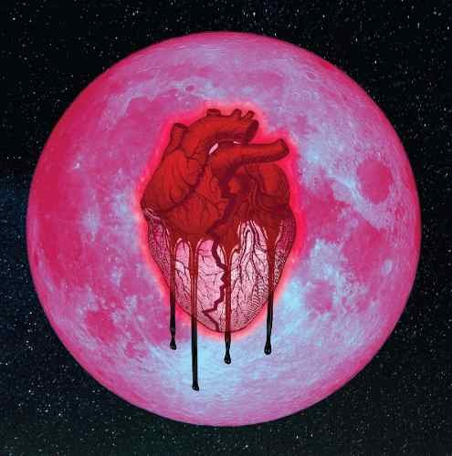 CD DUPLO CHRIS BROWN - HEARTBREAK ON A FULL MOON
