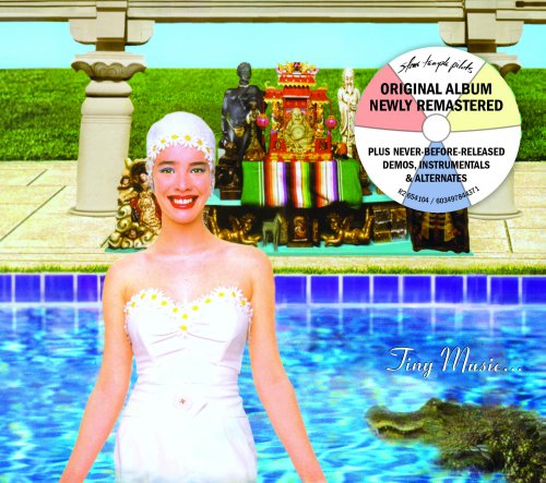 CD  STONE TEMPLE PILOTS - TINY MUSIC... SONGS FROM THE VATICAN GIFT SHOP (2 CDS)