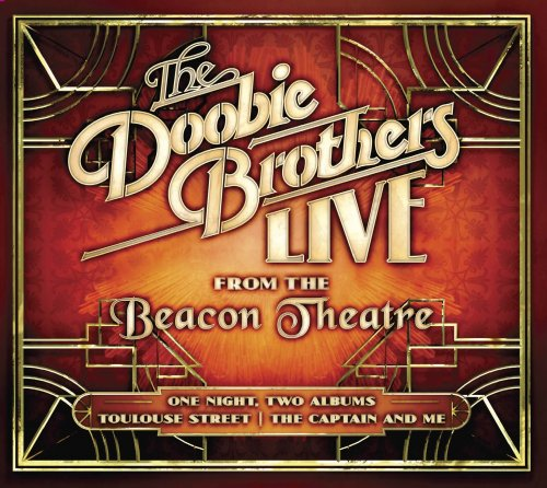 CD DUPLO THE DOOBIE BROTHERS - LIVE AT THE BEACON