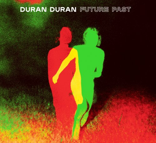 CD DURAN DURAN - FUTURE PAST