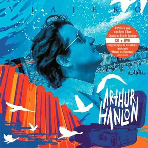 DVD + CD ARTHUR HANLON - VIAJERO