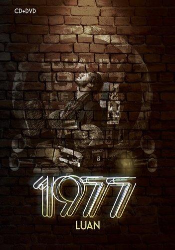 DVD + CD LUAN SANTANA - 1977 - KIT