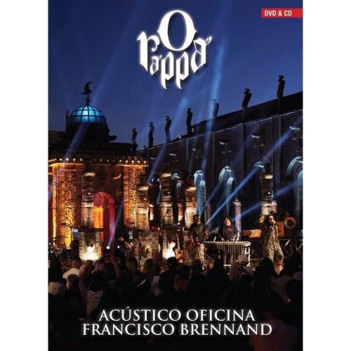 CD+DVD O RAPPA - ACUSTICO OFICINA FRANCISCO