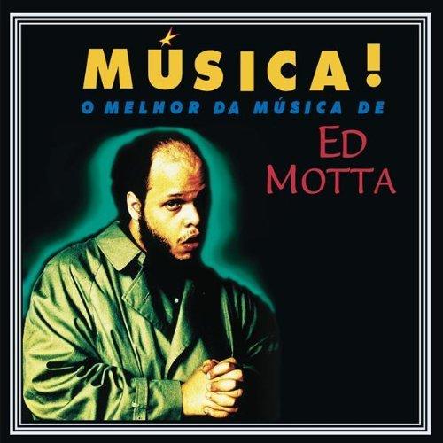 CD ED MOTTA - O MELHOR DA MUSICA