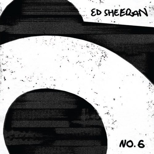 CD ED SHEERAN - NO. 6 COLLABORATIONS PROJECT