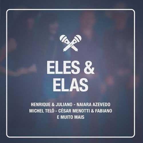 CD Eles & Elas - Duetos
