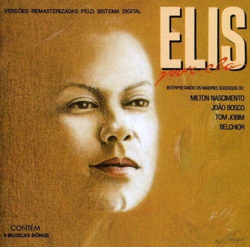 CD ELIS REGINA - ELIS POR ELA