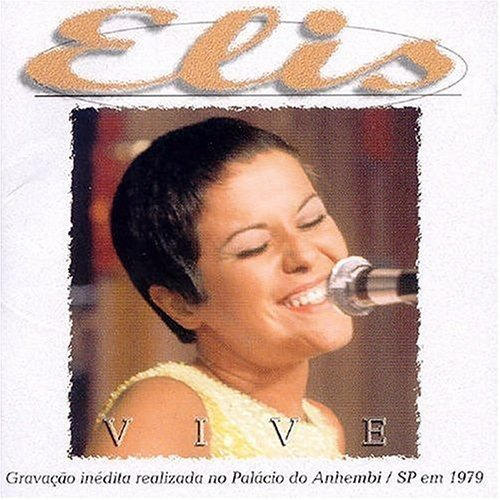 CD ELIS REGINA - ELIS VIVE