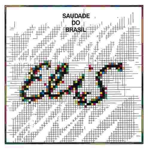 CD ELIS REGINA - SAUDADE DO BRASIL (DUPLO - 2 CDS)