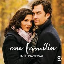 CD EM FAMÍLIA - INTERNACIONAL (TRILHA SONORA DE NOVELAS)