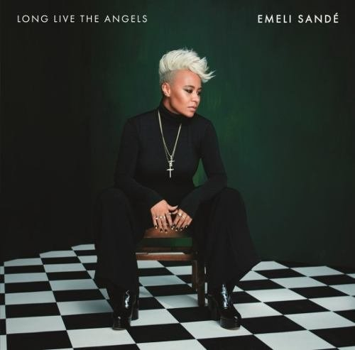 Cd Emeli Sande - Long Live The Angels (original Lacrado)