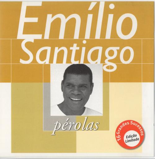 CD EMILIO SANTIAGO - PÉROLAS