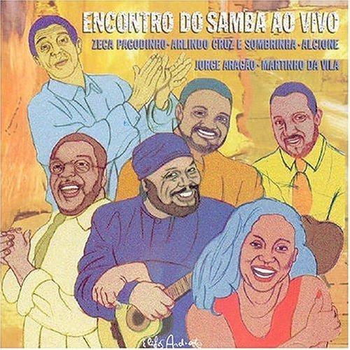 CD ENCONTRO DO SAMBA - AO VIVO