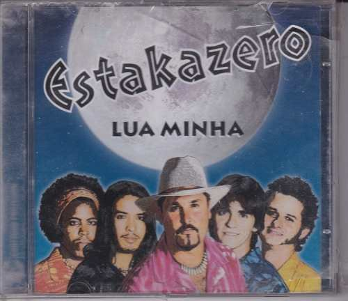 Cd Estakazero - Lua Minha