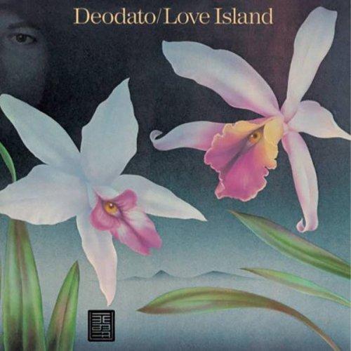 CD EUMIR DEODATO - LOVE ISLAND