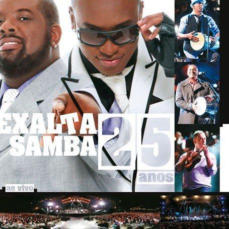 CD EXALTASAMBA - 25 ANOS AO VIVO