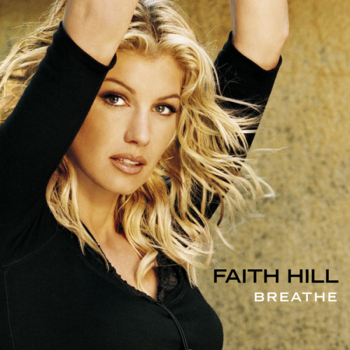 CD FAITH HILL - BREATHE