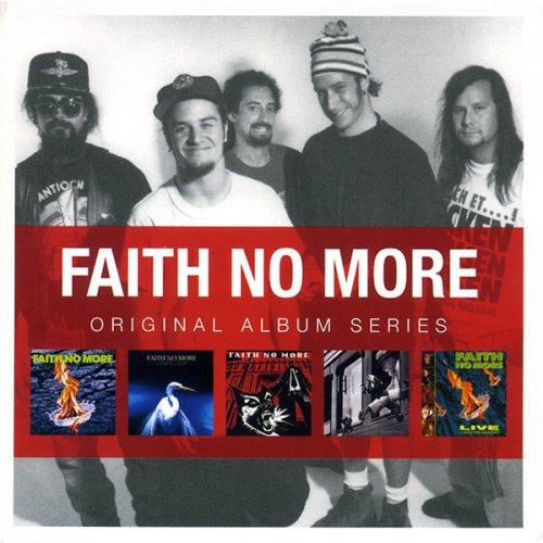 CD FAITH NO MORE - ORIGINAL ALBUM SERIES