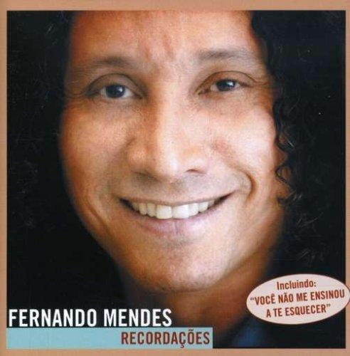 CD FERNANDO MENDES - RECORDAÇÕES