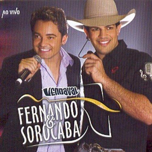 CD FERNANDO & SOROCABA - VENDAVAL (AO VIVO C/ MUSICA PAGA PAU)