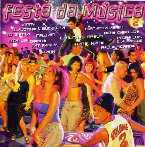 CD FESTA DA MÚSICA 2