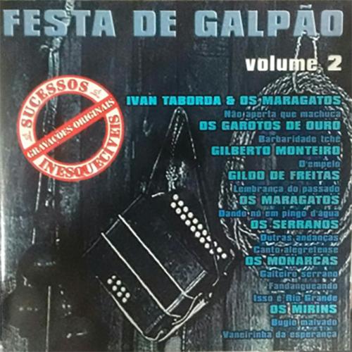 CD FESTA DE GALPÃO - VOL 02