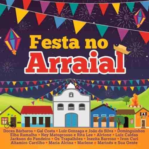 CD FESTA NO ARRAIAL - ELBA RAMALHO, LUIZ GONZAGA & OUTROS