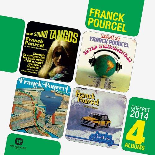 CD FRANCK POURCEL - COFFRET 2014 (4 CDS)
