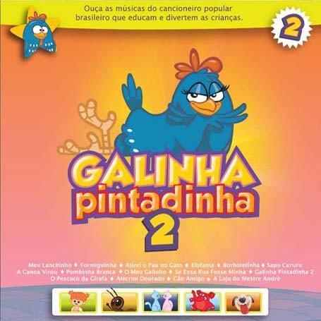 CD GALINHA PINTADINHA VOL 2