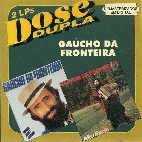 CD GAÚCHO DA FRONTEIRA - DOSE DUPLA VOL.1