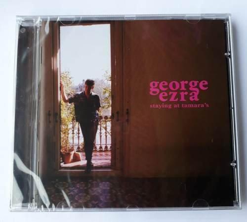 CD GEORGE EZRA - STAYING AT TAMARA'S