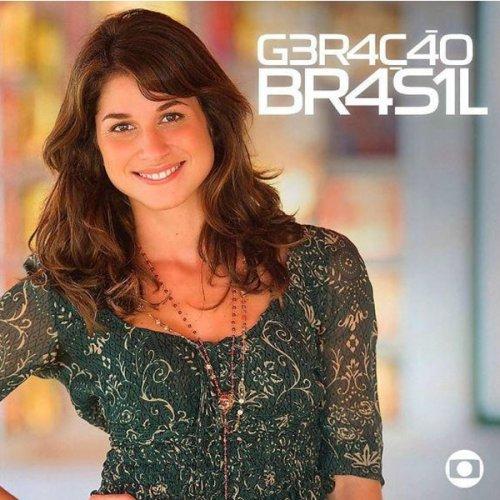 CD GERAÇÃO BRASIL - NACIONAL (TRILHA SONORA DE NOVELAS)