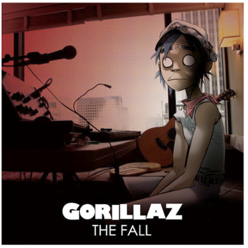 CD Gorillaz - The Fall