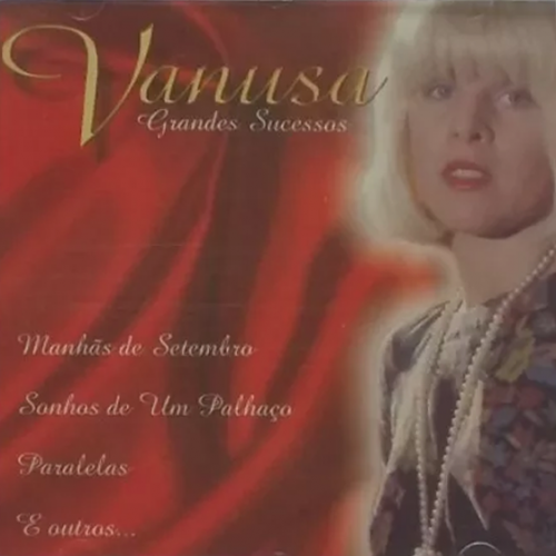 CD GRANDES SUCESSOS - VANUSA