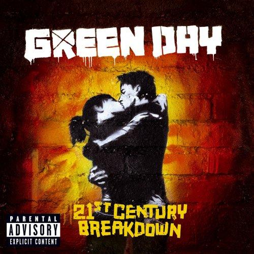 CD GREEN DAY - 21ST CENTURY BREAKDOWN