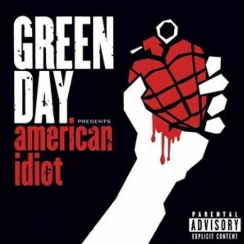 CD GREEN DAY - AMERICAN IDIOT (REGULAR EDITION)