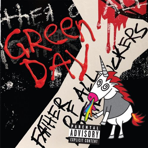 CD GREEN DAY - FATHER OF ALL