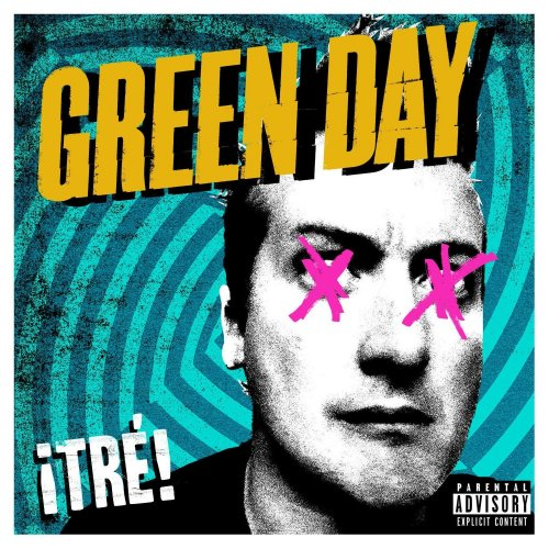 CD GREEN DAY - ¡TRES!
