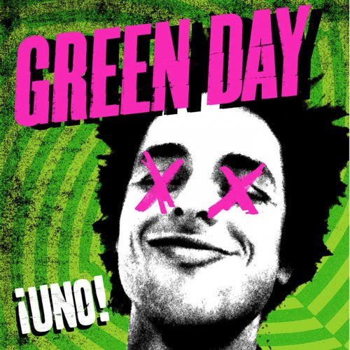 CD GREEN DAY - ¡UNO!