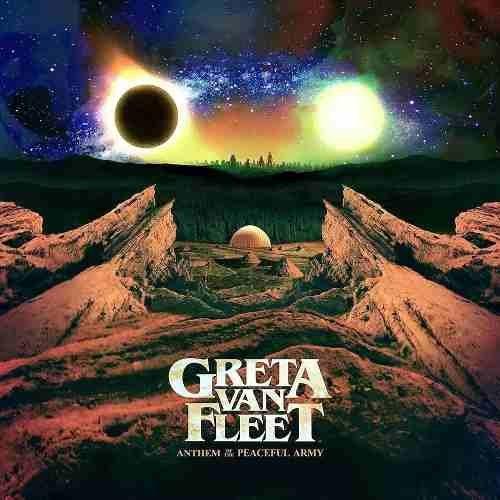 Cd Greta Van Fleet - Anthem Of The Peaceful Army