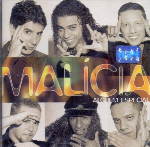 CD GRUPO MALÍCIA - ALGUÉM ESPECIAL