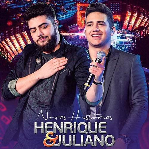 CD HENRIQUE & JULIANO - NOVAS HISTORIAS