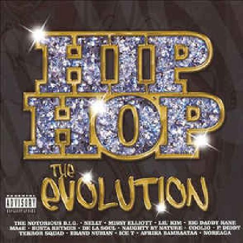 CD HIP HOP - THE EVOLUTION