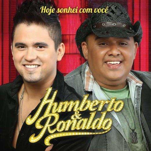 CD HUMBERTO & RONALDO - HOJE SONHEI COM VOCE