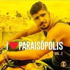CD I LOVE PARAISOPOLIS - VOL. 2 - (TRILHA SONORA DE NOVELAS)