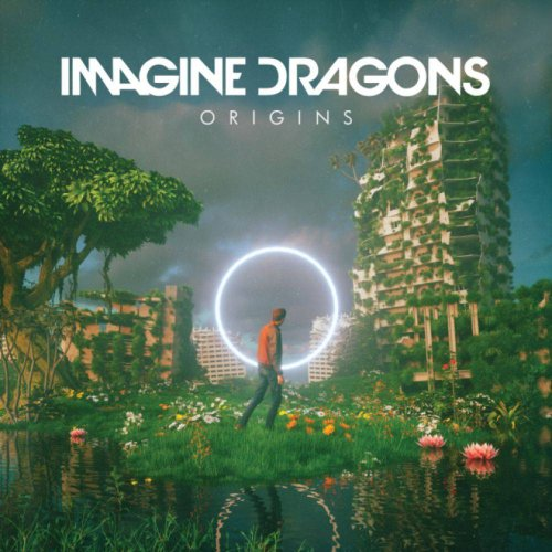 CD IMAGINE DRAGONS - ORIGINS - INTERNATIONAL DELUXE