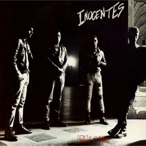 CD INOCENTES - ADEUS CARNE