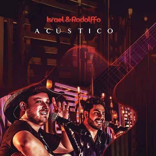CD ISRAEL & RODOLFFO - ACUSTICO