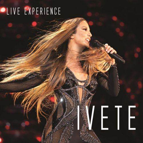 CD IVETE SANGALO - LIVE EXPERIENCE (DUPLO - 2 CDs)