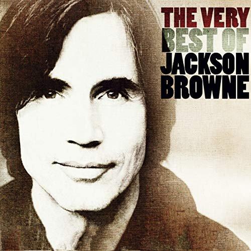 CD JACKSON BROWNE - THE VERY BEST OF JACKSON BROWNE